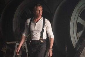 Daniel Craig v najnovšej bondovke No Time to Die.