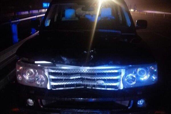 Chlapca zrazilo vozidlo Land Rover.