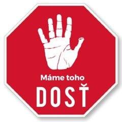 MÁME TOHO DOSŤ ! (logo strany)