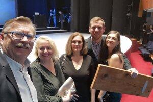 Divadlo Andreja Bagara v Nitre získalo ďalšie divadelné ocenenie Dosky.