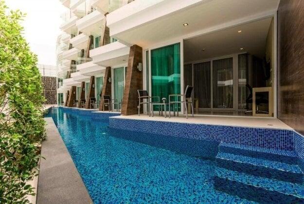 The Best Western Plus Beachfront Rawai Phuket 5*