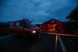 Saková dodala, že ide o najhoršiu nehodu od roku 2009.
