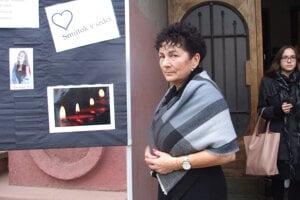 Riaditeľka školy Dana Kročková.