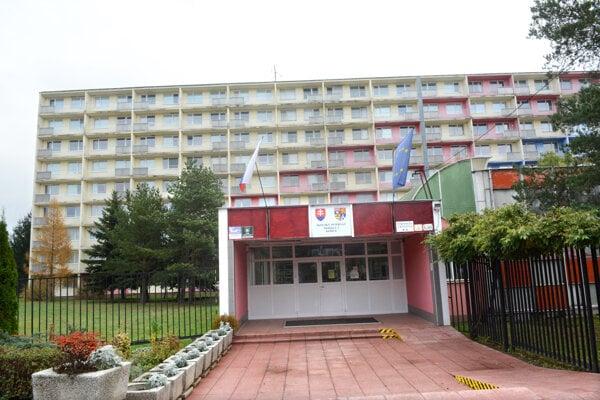 Školský internát Medická 2.