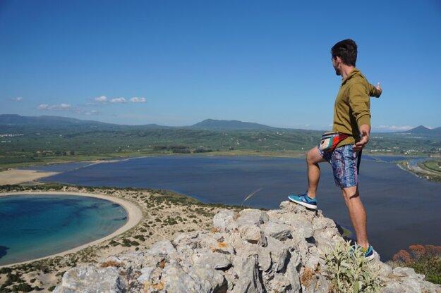 Igor Kitta si v gréckom Patrase užíval more aj hory.