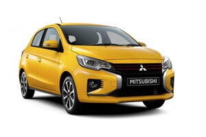 Mitsubishi Space Star po facelifte
