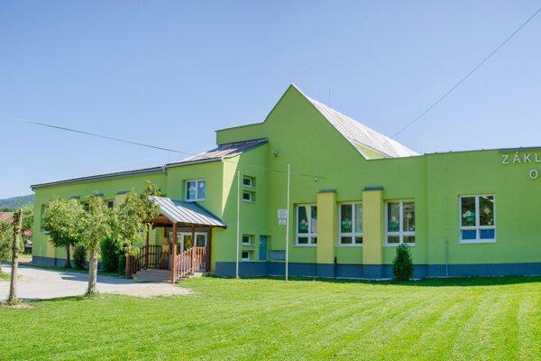 Základná škola s materskou školou Čirč.