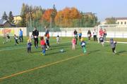 Základná škola Lúčna ako prvá škola na Slovensku začala s koncepciou športových futbalových tried od prvého ročníka.
