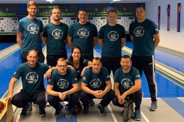 Kolkári Trstenej si užili premiéru v Lige majstrov na dráhach nemeckého šampióna.