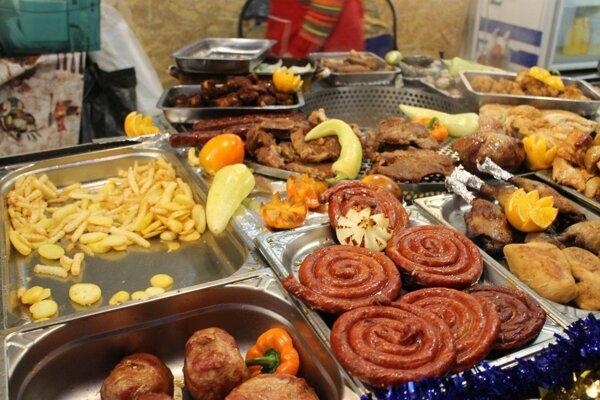 Vianočne vás naladí dobré jedlo a program na Terase.