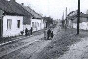 Košická periféria - Tatranská ulica.