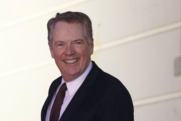 Robert Lighthizer.