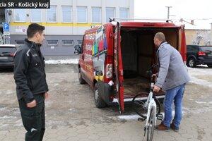 Ukradnutý zdieľaný bicykel už našli.