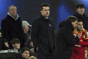 Marco Silva skončil na lavičke Evertonu.