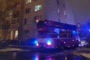 V podobnom paneláku došlo v Prešove nedávno k výbuchu unikajúceho plynu.