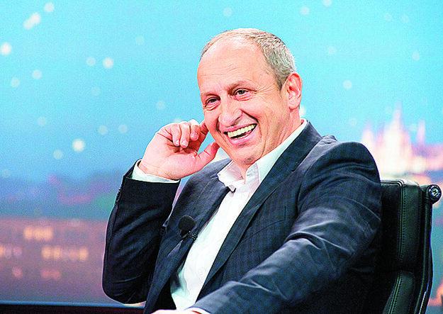 Jan Kraus vo svojej šou.