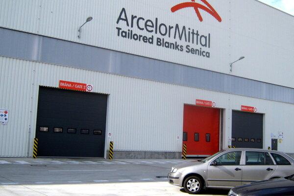 Oceliarsky koncern ArcelorMittal.