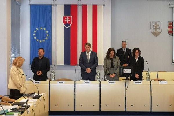 Mestské zastupiteľstvo v Prešove.