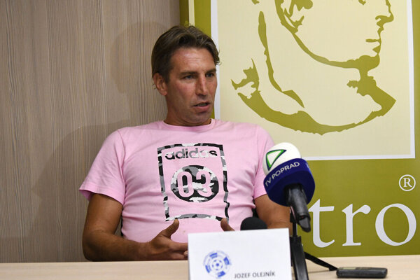Jozef Olejník na ilustračnej fotografii.