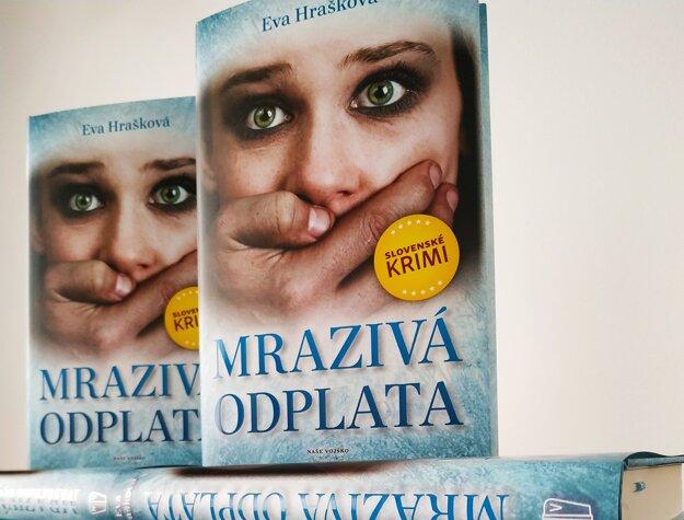 Kniha Mrazivá odplata.