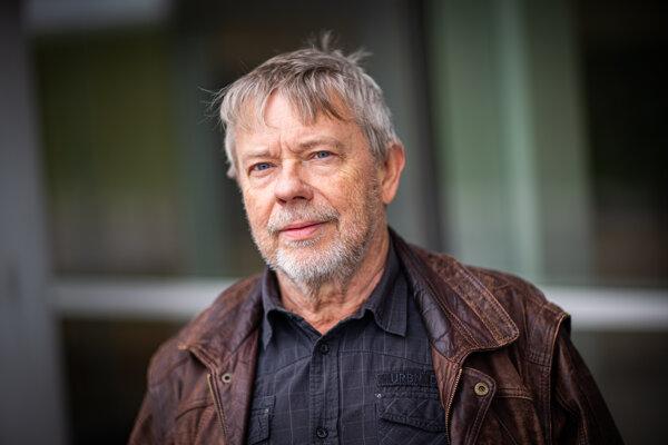 Architekt Vladimír Šimko.