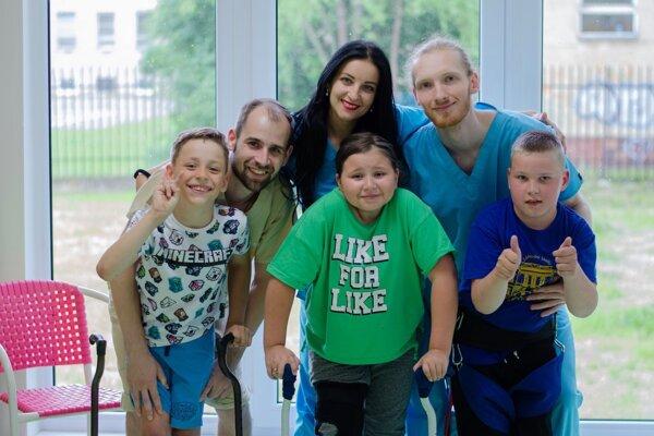 Košická nezisková organizácia Liberta pripraví z grantu letný tábor pre hendikepované deti.