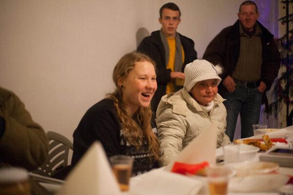 Chudobným ľuďom Iveta pomáha už od svojich šestnástich rokov.