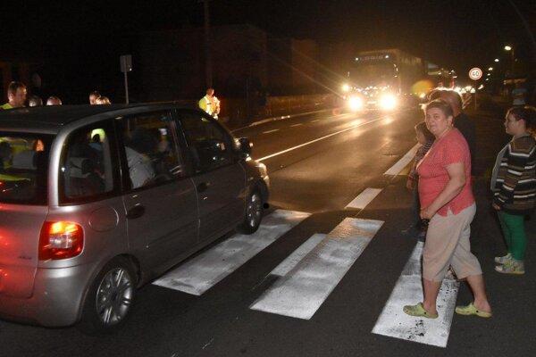 V Prievidzi osvetlia dvadsaťosem priechodov pre chodcov.