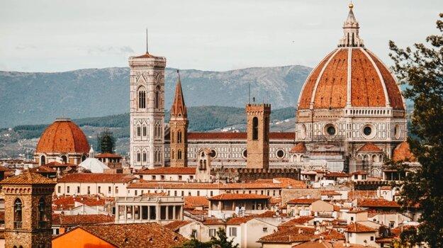 Kupola katedrály Santa Maria del Fiore