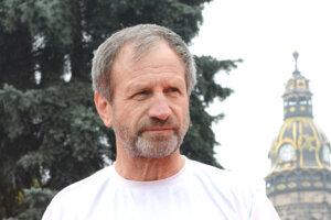Peter Gombita.