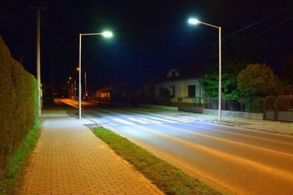 Opravené humenské chodníky.