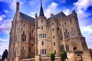 Gaudího palác - Astorga