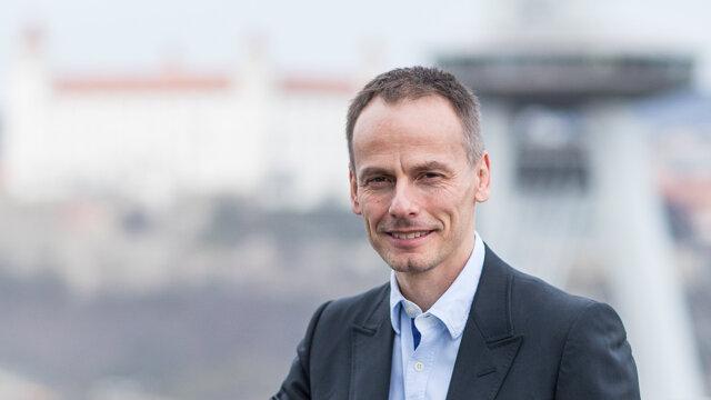 Šéf Esetu Richard Marko