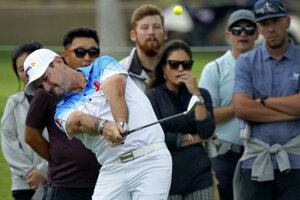 Rory Sabbatini na Sony Open 2020.