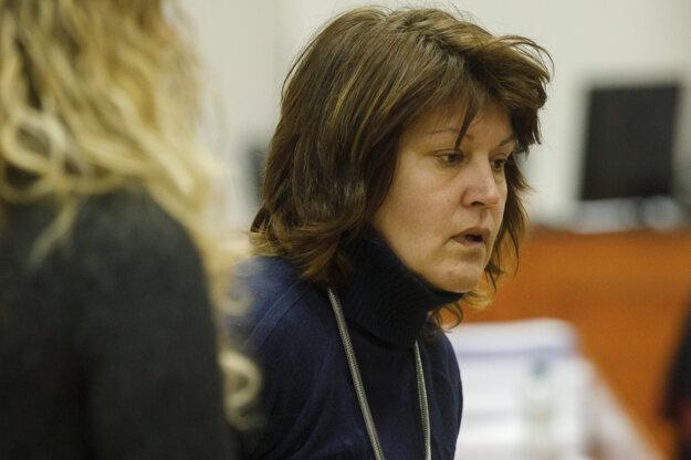 Sestra zavraždeného podnikateľa Silvia Molnárová.