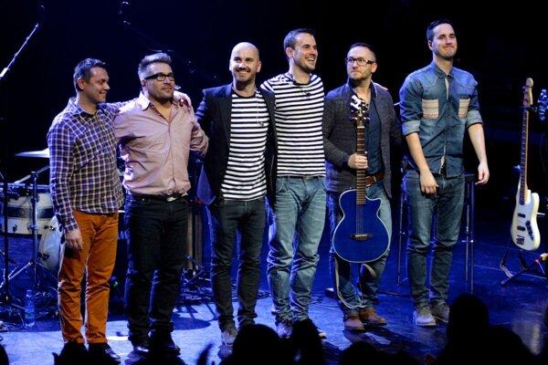 Kapela No Name vystúpi v Rožňave o 19.00 hod. so sláčikovým kvartetom.