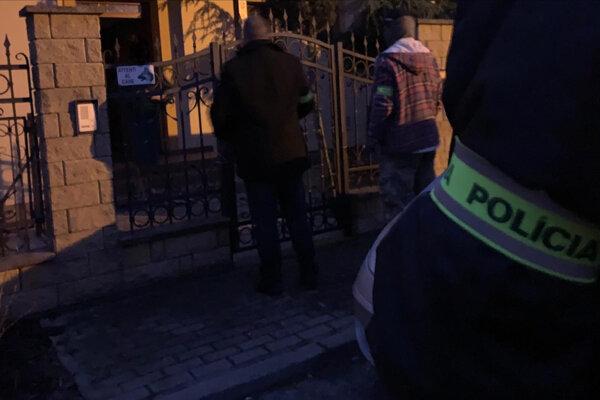 NAKA zadržala bývalého generálneho prokurátora Dobroslava Trnku.