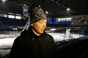 Hokejista Ľ. Vaic, šampionát bude motiváciou pre mladých hokejistov.