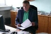 Riaditeľ Kysuckej nemocnice spoliklinikou vČadci Martin Šenfeld.