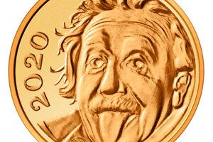 Najmenšiu zlatú mincu na svete vyrazili vo švajčiarskej mincovni Swissmint.