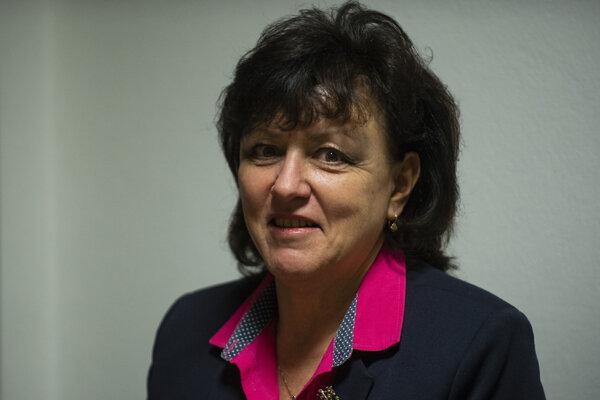 Lenka Balkovičová.