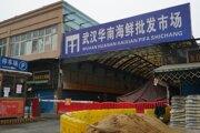 Trh vo Wu-chane.