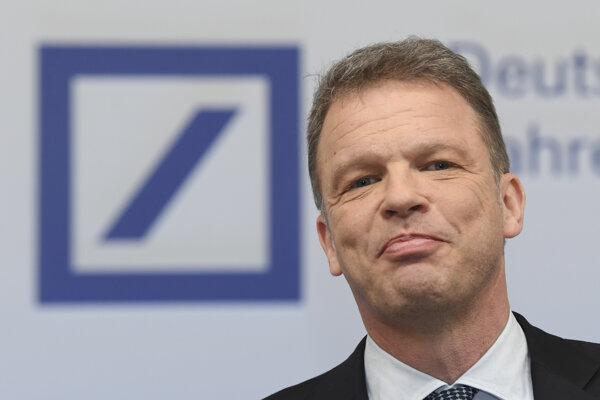 Christian Sewing, generálny riaditeľ Deutsche Bank.