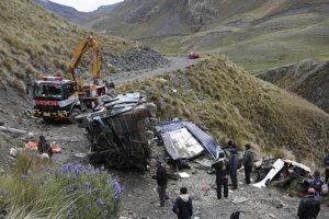 Tento týždeň ide už o tretiu tragickú dopravnú nehodu v Bolívii.