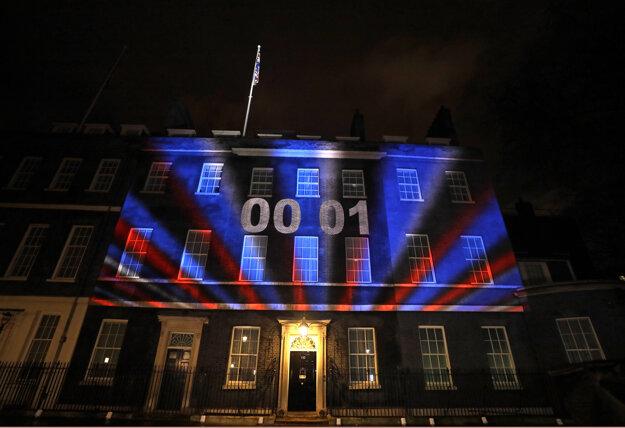 Posledná minúta Spojeného kráľovstva v Európskej únii.