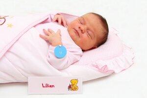 Lilien Križanová z Diviackej Novej Vsi sa narodila 25.1. v Bojniciach