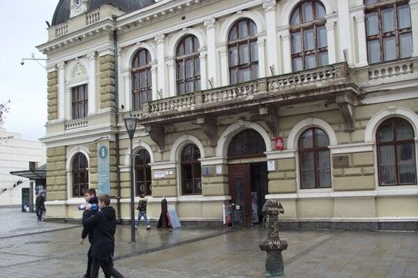 Ponitrianske múzeum.