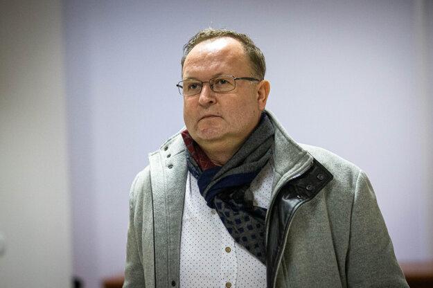Znalec Rastislav Rozboril.