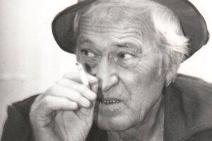 Andrej Mojžiš v jednej zo svojich divadelných postáv.