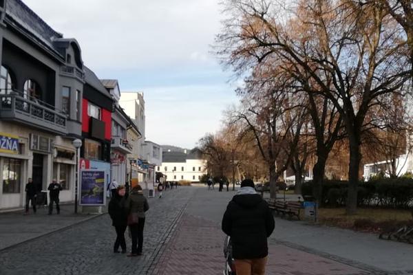 Mesto Humenné.
